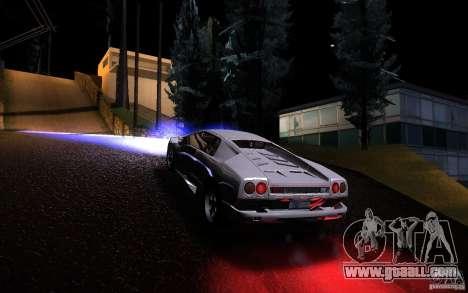 ENBSeries by Gasilovo v3 for GTA San Andreas third screenshot