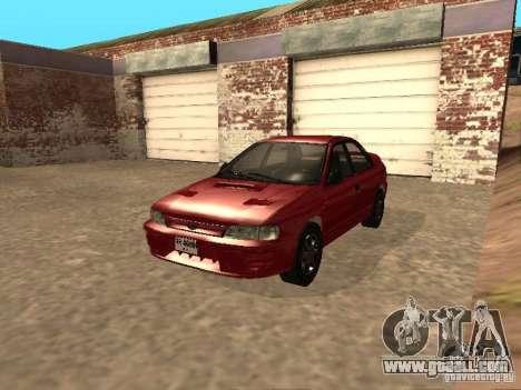 Subaru Impreza WRX STI 1995 for GTA San Andreas