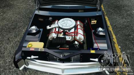 Buick Riviera 1966 v1.0 for GTA 4 bottom view