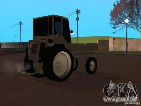 Tractor T16M for GTA San Andreas right view