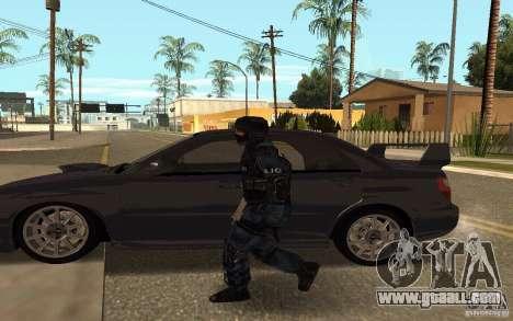 Alternative urban for GTA San Andreas fifth screenshot