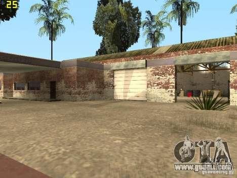 Car service near Grove for GTA San Andreas fifth screenshot