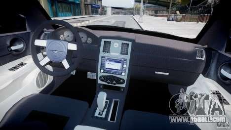 Chrysler 300C SRT8 Tuning for GTA 4 right view