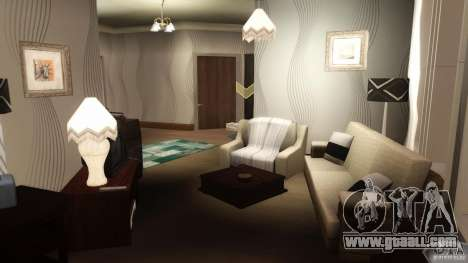 New textures for Alderney Savehouse for GTA 4 third screenshot