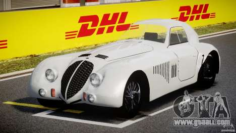 Alfa Romeo 2900B LeMans Speciale 1938 for GTA 4