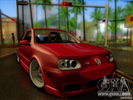 Volkswagen Golf Street for GTA San Andreas
