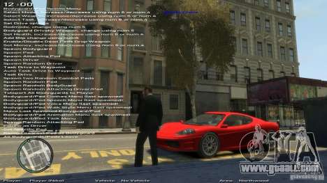 Simple Trainer Version 6.3 for 1.0.1.0-1.0.0.4 for GTA 4
