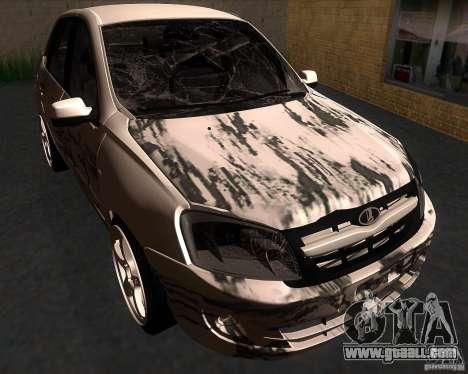 Lada Grant for GTA San Andreas upper view