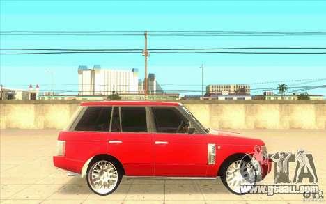 Arfy Wheel Pack 2 for GTA San Andreas second screenshot