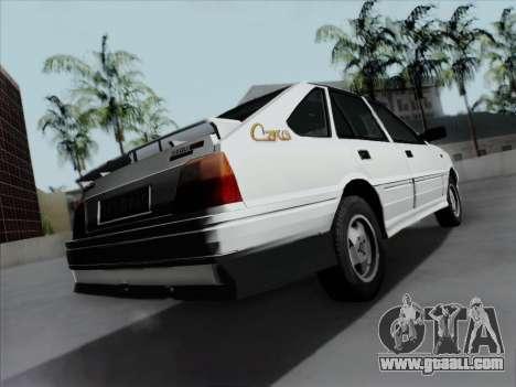 FSO Polonez Caro Orciari 1.4 GLI 16v for GTA San Andreas left view