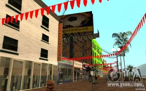 New Beach Street for GTA San Andreas