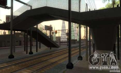 Russian Rail v2.0 for GTA San Andreas sixth screenshot
