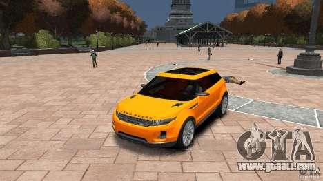 Range Rover LRX 2010 for GTA 4