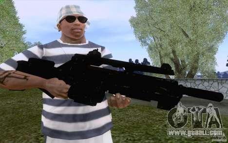 Arms of F.E.A.R. for GTA San Andreas sixth screenshot