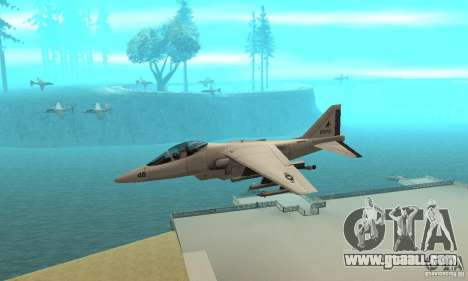 Air War for GTA San Andreas