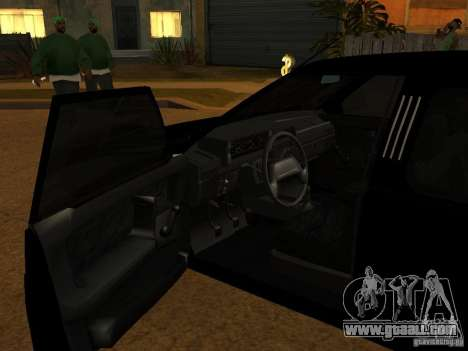 VAZ 21099 Limousine for GTA San Andreas right view
