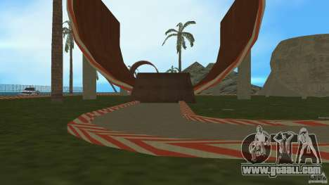 Bobeckas Park for GTA Vice City third screenshot