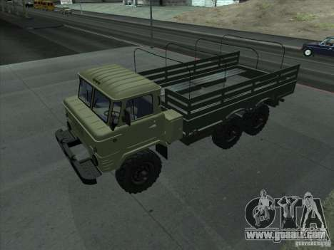 GAS 34 for GTA San Andreas right view