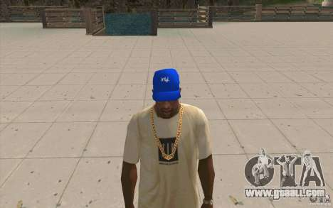 Intel Cap for GTA San Andreas second screenshot