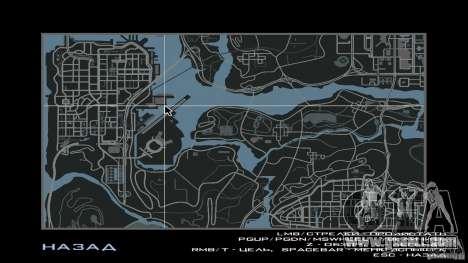 HUD by Neo40131 for GTA San Andreas sixth screenshot