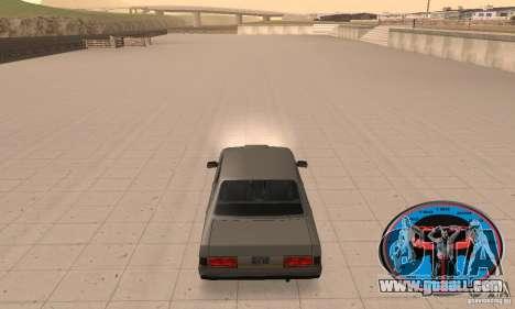 Speedo Skinpack SKULL for GTA San Andreas second screenshot