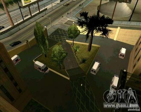 Priparkovanyj transport v 3.0-Final for GTA San Andreas eighth screenshot