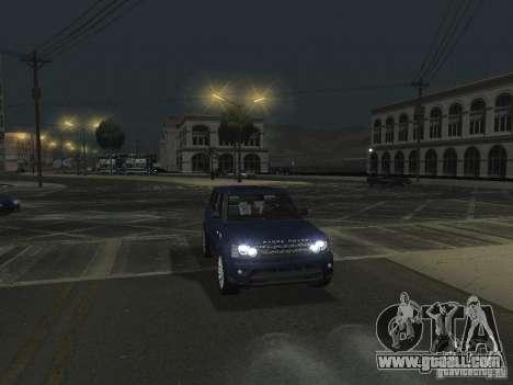 ENBSeries v 2.0 for GTA San Andreas eighth screenshot