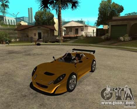 Lotus 2-Eleven for GTA San Andreas
