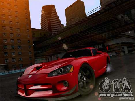 Realistic Graphics HD 3.0 for GTA San Andreas