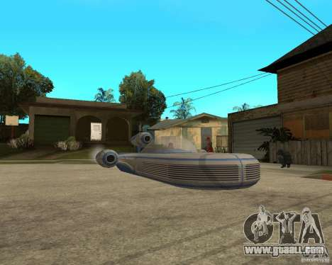 X34 Landspeeder for GTA San Andreas