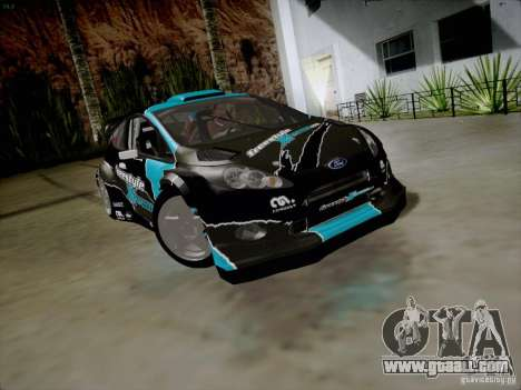 Ford Fiesta RS for GTA San Andreas