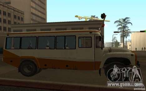 Kavz 3976 KAVZOZIL for GTA San Andreas inner view