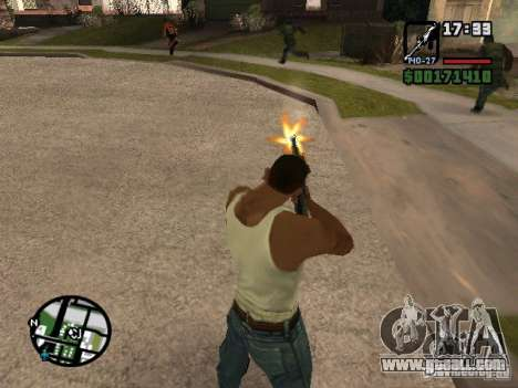 ID of the CS 1.6 for GTA San Andreas second screenshot
