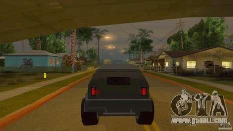 Gurkha LAPV for GTA San Andreas