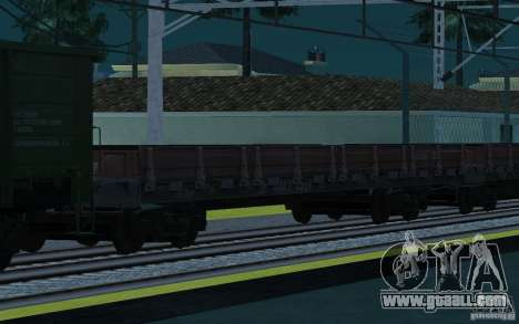 RAILWAY mod II for GTA San Andreas eleventh screenshot