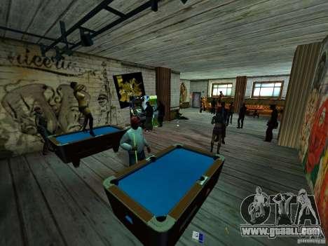 Mod Beber Cerveja V2 for GTA San Andreas tenth screenshot