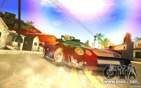 SA Illusion-S V2.0 for GTA San Andreas second screenshot