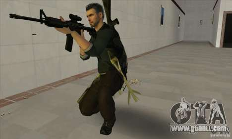 Sam Fisher for GTA San Andreas forth screenshot