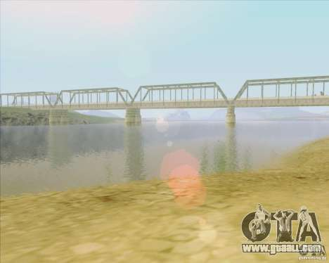New Playable ENB Series for GTA San Andreas ninth screenshot