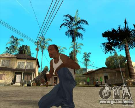 Colt 45 for GTA San Andreas