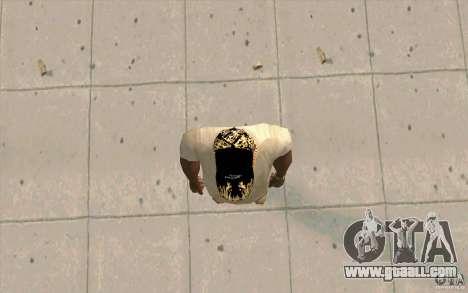 Cap jaguar for GTA San Andreas third screenshot