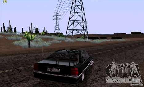 Opel Omega A Diamant Stock for GTA San Andreas left view