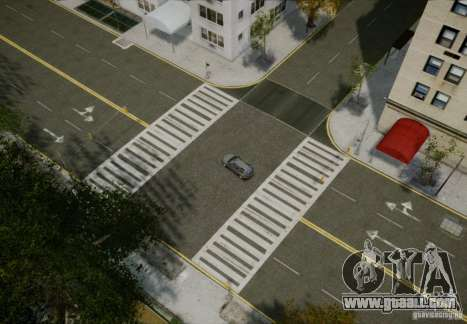 HD Roads for GTA 4 third screenshot
