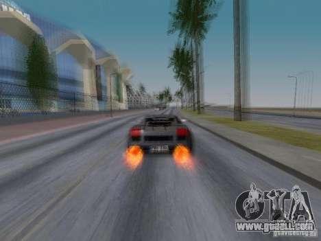 Race for NFS for GTA San Andreas third screenshot
