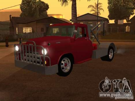 Dodge Towtruck for GTA San Andreas