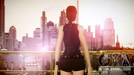 Angelina Jolie (Tomb Raider) for GTA 4