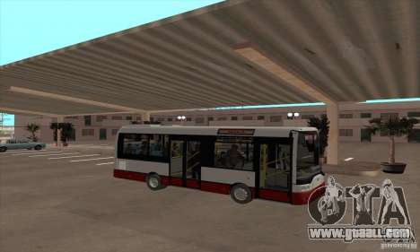Bus Open Components V3.0 for GTA San Andreas second screenshot