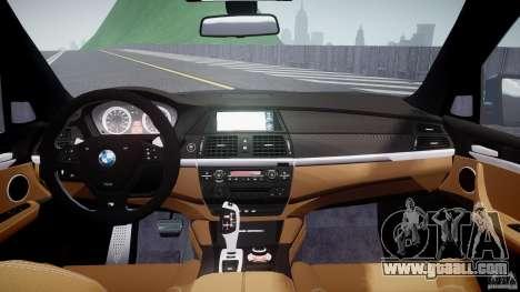 BMW X5 M-Power wheels V-spoke for GTA 4 right view