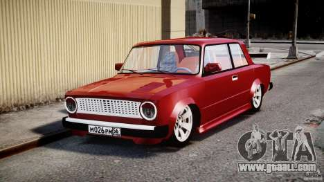 VAZ 2101 Redline for GTA 4