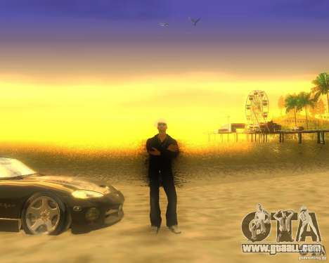 Global graphic modification for GTA San Andreas sixth screenshot